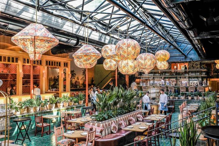 La Gare (Paris 16) : le restaurant world food de Gastón Acurio à la Muette