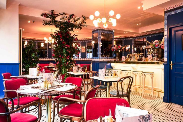 Brasserie Bellanger (Paris 10) : la brasserie