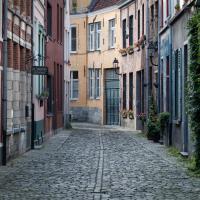 Ruelle dans le quartier de Patershol © VisitGent