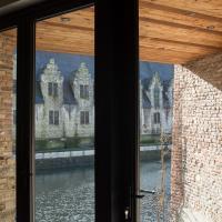 B&B De Waterzooi : vue sur le Lys © Yonder.fr