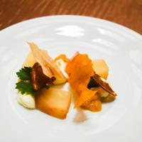 Céleri-rave, chocolat blanc, agrumes © Yonder.fr