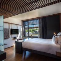 Les suites Horizon reprennent le design des chambres standards mais offrent davantage d'espace © OFF Paris Seine