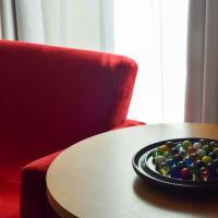 A l'intérieur de la Suite Terrasse © Yonder.fr