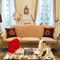 La Suite 215, l'une des nouvelles Suites Prestige de l'hôtel © Yonder.fr