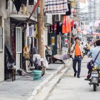 "Au coeur du ""vieux Shanghai"" © Yonder.fr"