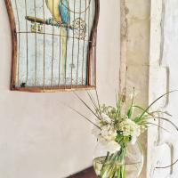 Décoration à la Villa Clarisse © Yonder.fr
