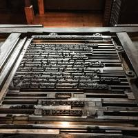 La visite du musée permet de retracer l'Histoire de l'imprimerie © Yonder.fr