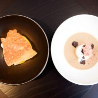 Duo de desserts © Yonder.fr