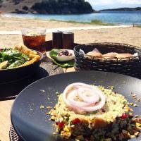 Déjeuner à la plage © Yonder.fr