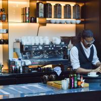 Le barista en action @ Yonder.fr