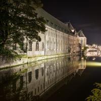 Sur les quais, la nuit... © VisitGent