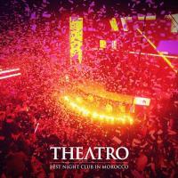 Clubbing bling-bling au Theatro, l'un des clubs les plus en vue de l'Hivernage| © Theatro Marrakech