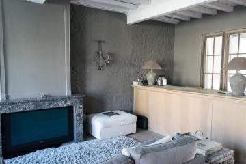À l'intérieur d'une suite du B&B De Waterzooi © Yonder.fr