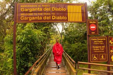 En route vers la Garganta del Diablo © Cédric Aubert