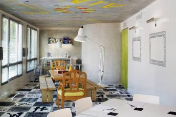 Chambre du Mama Shelter © Mama Shelter