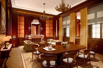 Une luxueuse salle de réunion   © Hyatt Hotels and Resorts