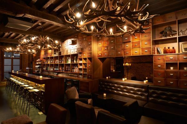 La décoration est chaleureuse à la Brasserie Appelmans © Brasserie Appelmans / Lennert Deprettere