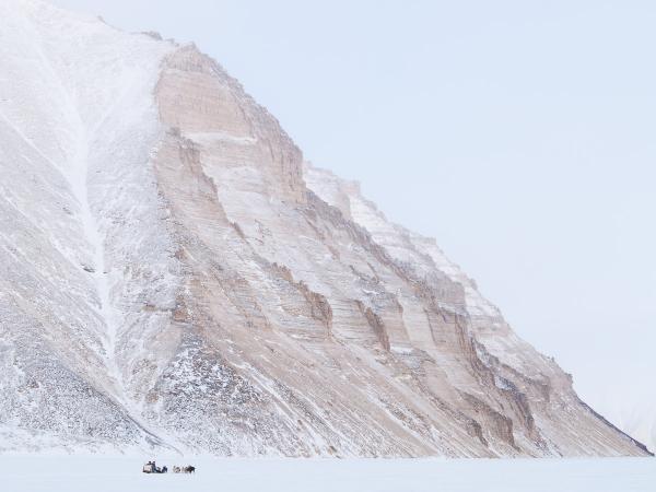 Le décor féérique des Inuussat, ces formations rocheuses aux formes humaines.