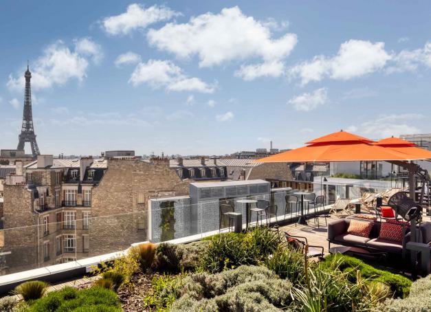 Où profiter de la réouverture des terrasses le 19 mai? On fait le point sur les nouvelles adresses, terrasses et rooftops, qui ouvrent dans la capitale et vont faire l'événement cet été après une année en pointillés.