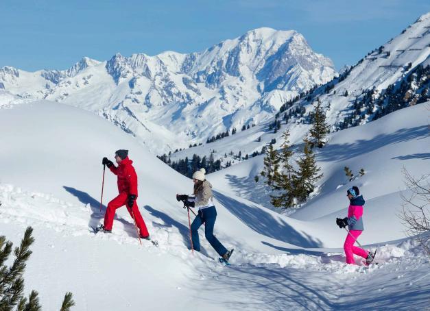 Malgré la fermeture des remontées mécaniques, la montagne offre une myriade de possibilités pour profiter du grand air en hiver. À La Plagne, les activités, sportives, ludiques ou insolites sont innombrables. Tour d'horizon des 10 activités qui vous feront oublier le ski alpin !