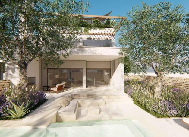 Ce futur hôtel dans les Pouilles sera la quatrième adresse italienne de Four Seasons en Italie après Florence, Milan et Taormina en Sicile.