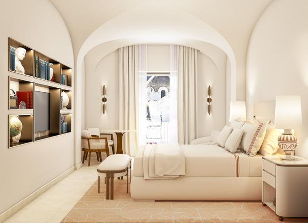 La Palma, le plus ancien des hôtels de la mythique île de Capri, rouvrira métamorphosé au printemps 2022. Une transformation menée par Oetker Collection qui inaugurera, à cette occasion, son onzième hôtel dans le monde.