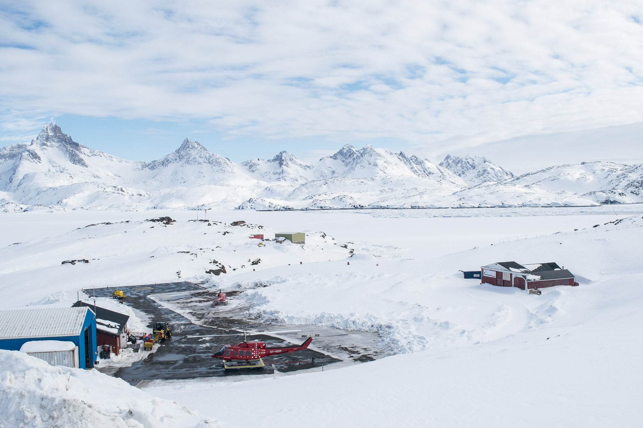 Decouverte Du Groenland Est Sur Les Traces Des Inuits DAmmassalik